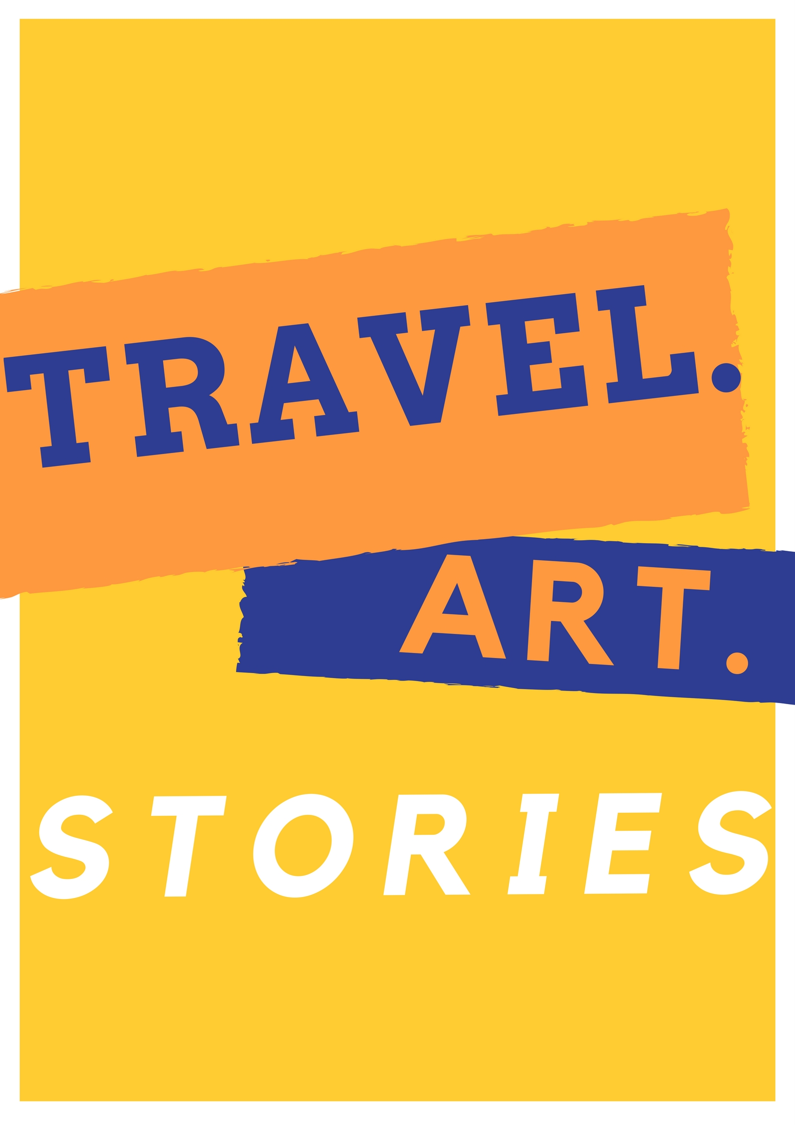 travel art blog