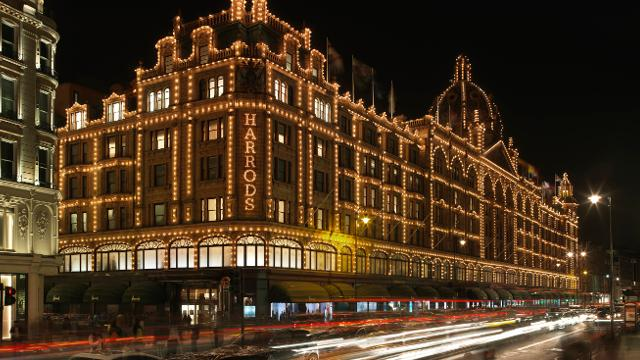 shopping in uk