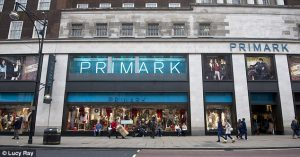 primark london shopping