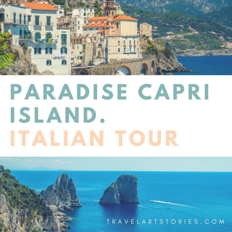 capri italy tour