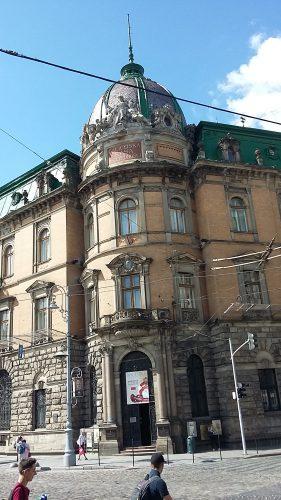 Lviv Ukraine Eastern Europe