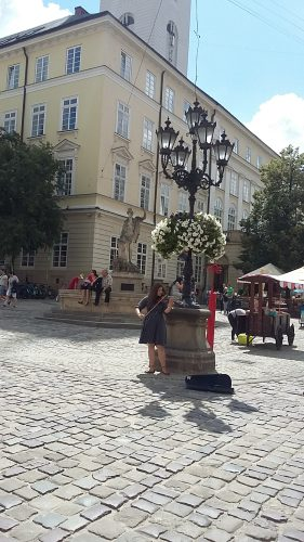Lviv Ukraine Eastern Europe