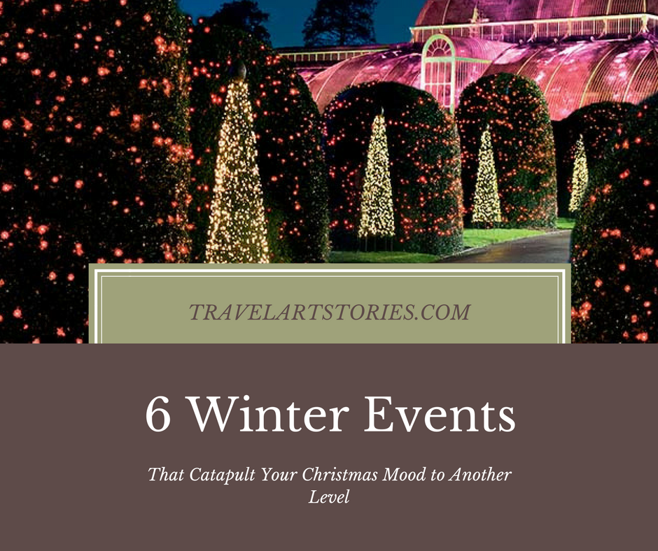 6 Winter Christmas Events That Catapult Your Christmas Mood