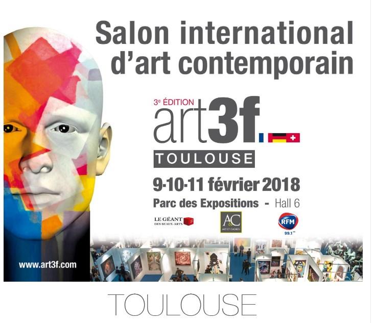 February art events art3f