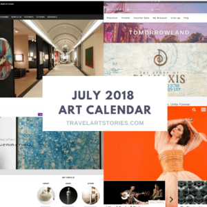 summer art events