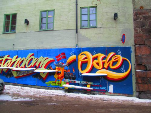 Oslo, Grundedloka