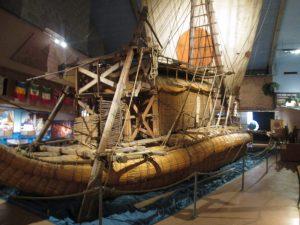 Kon-Tiki Museum in Oslo, Norway