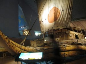 Kon-Tiki Museum in Oslo, Norway