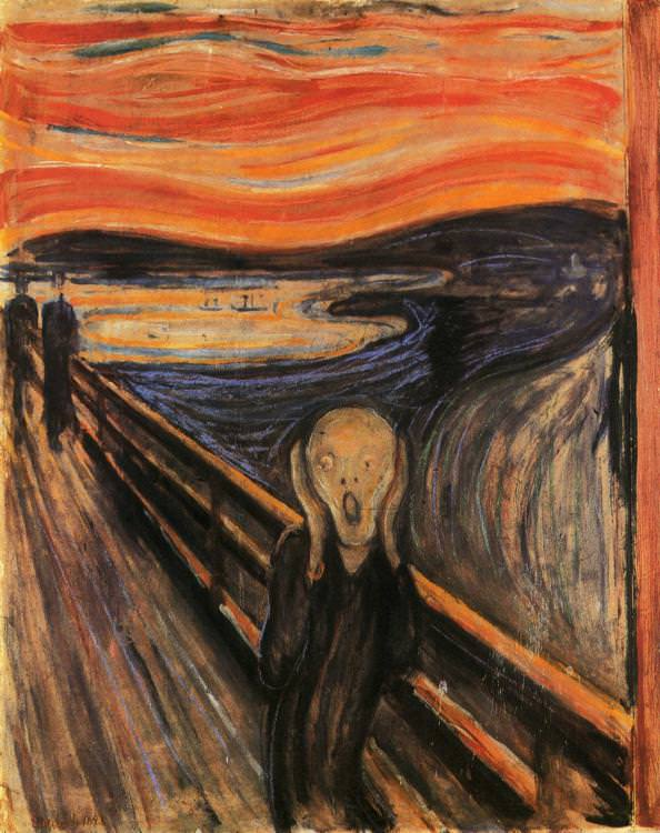 Edward Munch Scream