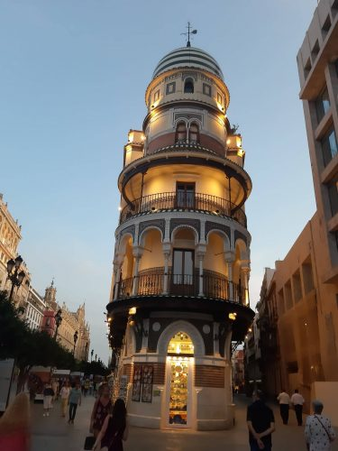 Andalusian City of Seville