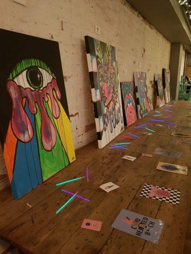 interview art