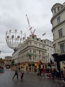 London Art Installations