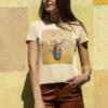 Flowers print t-shirt