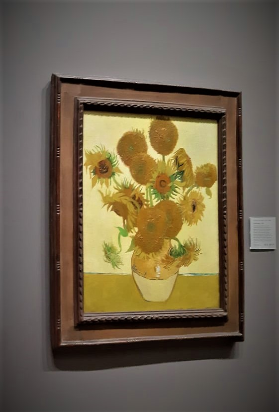Sunflowers Van Gogh
