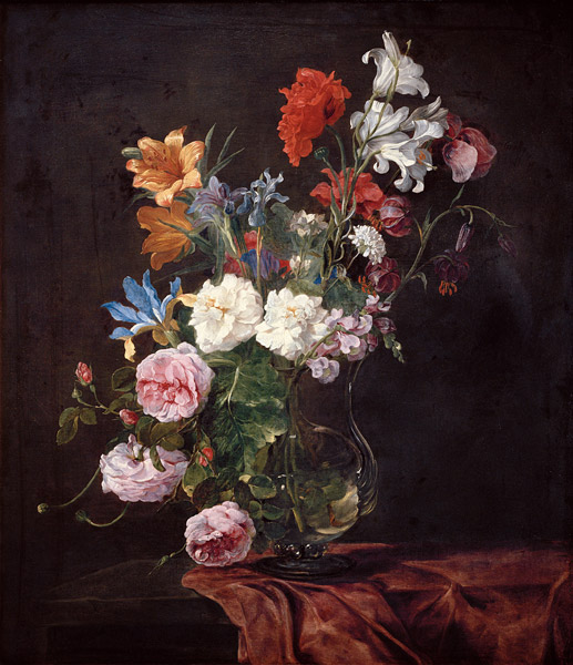 Jan Fyt Vase of flowers