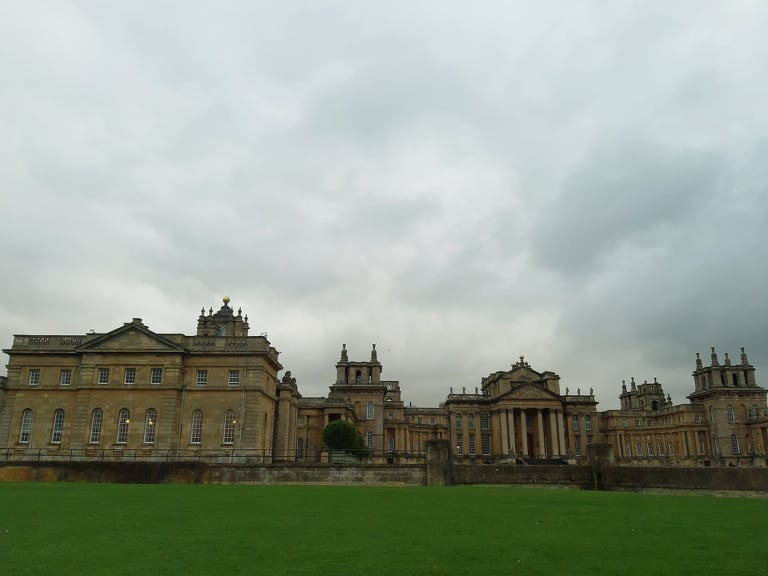 Blenheim Palace Oxford