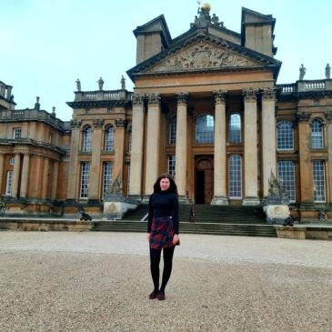 Blenheim Palace Virtual Tour Oxford