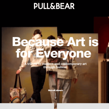 Pull&Bear Art Fashion Campaign