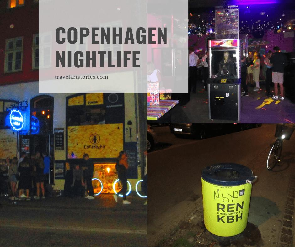 Copenhagen nightlife
